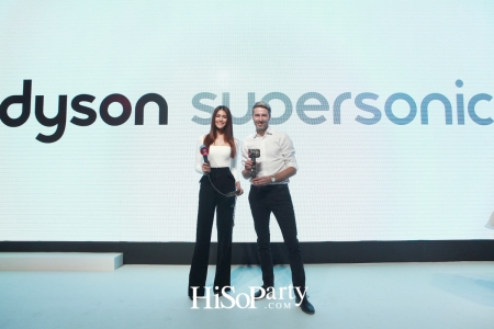 Dyson Supersonic South East Asia Launch Event