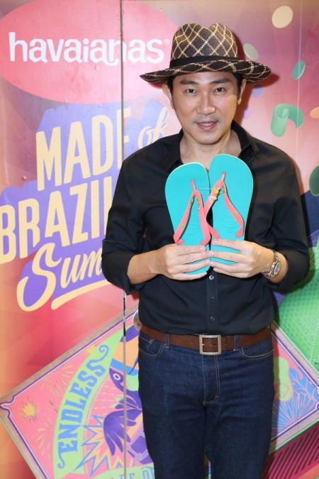 Havaianas Brings a Little Brazil to the World