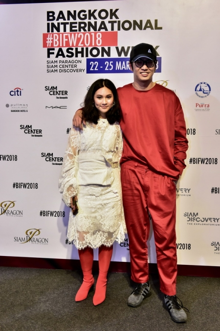 Bangkok International Fashion Week 2018