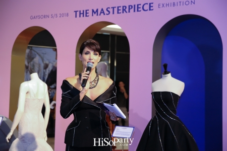 Gaysorn S/S 2018 'The Masterpiece Exhibition'