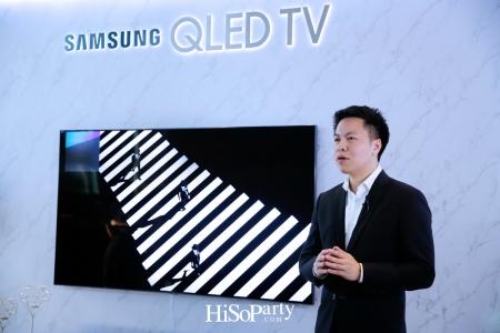 งานเปิดตัว Samsung QLED TV