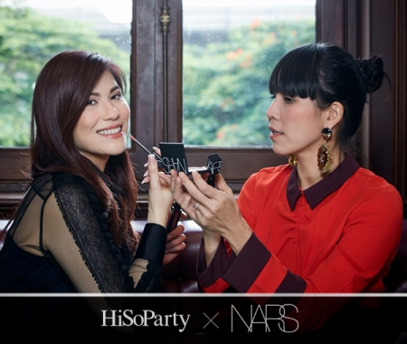 HiSoParty x NARS : NARS Lip Icon