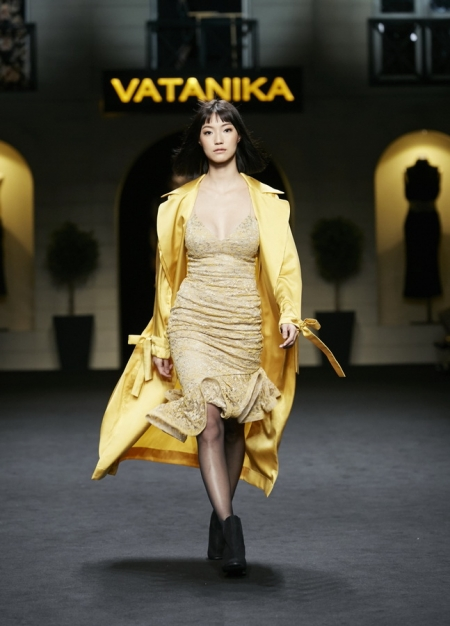 ELLE Fashion Week Fall/Winter 2018  VATANIKA Fall/Winter 2018