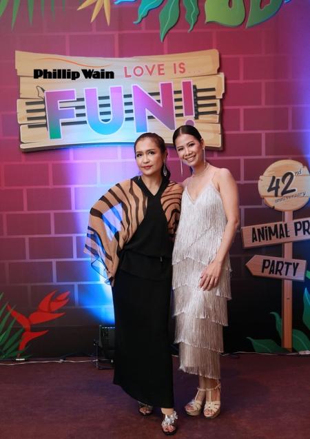 'ฟิลิป เวน' ฉลองก้าวสู่ปีที่ 42 จัดงานปาร์ตี้สุดพิเศษ 'Love Is Fun'