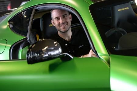 Mercedes-AMG Driving Experience กิจกรรมขับขี่ปลอดภัย โดย เบนซ์ ทีซีซี