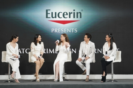 ยูเซอรินเปิดตัวนวัตกรรมใหม่ 'Eucerin® Hyaluron [HD] Filler Overnight Treatment' ทรีทเมนท์เพื่อผิวอิ่มฟูเนียนใสเปล่งประกายชั่วข้ามคืน
