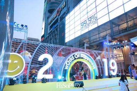 Light Up Christmas Tree Celebration 2018 @Centralworld