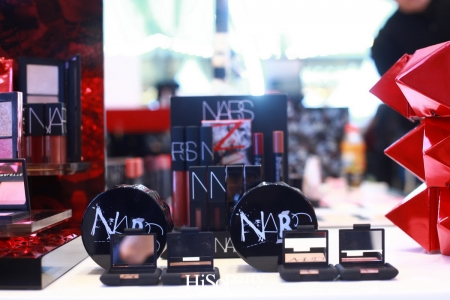 HiSoParty X NARS Holiday 2018 Collection  Spiked with Color. Studded with Style.