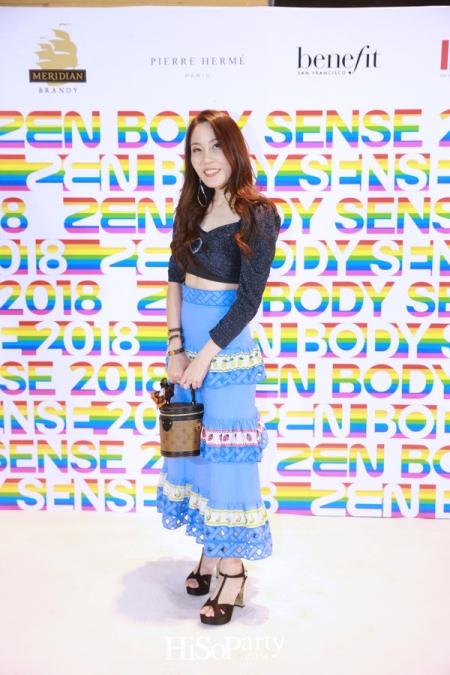 ZEN BODY SENSE 2018 : Oasis of Rainbows