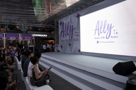 'ALLY' Grand Opening