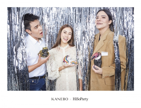 KANEBO x HiSoParty   CLEAR and BEYOND
