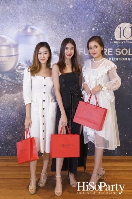 A Treasured Celebration 'Shiseido Future Solution LX 10th Anniversary'