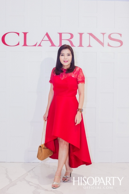Grand Opening 'CLARINS ICONSIAM'