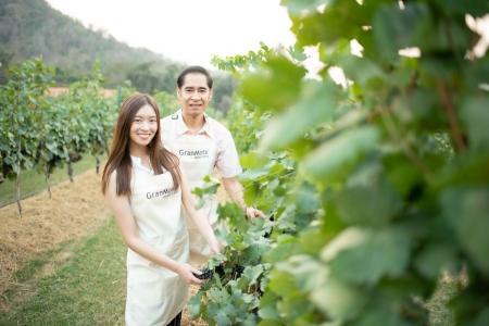 ไร่องุ่นไวน์กราน-มอนเต้ มอบประสบการณ์สุดพิเศษ ต้อนรับเทศกาลเก็บเกี่ยวประจำปี 'Harvest Festival 2019'