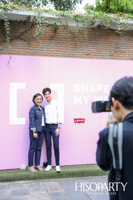 LEVI'S 'I Shape My World'