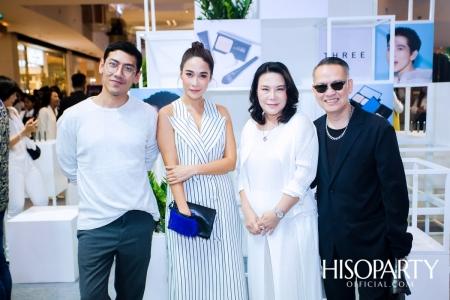 THREE จัดงานเปิดตัวสาวมาดเท่ คุณอ้อม – สุนิสา สุขบุญสังข์  ในฐานะ THREE Brand Face คนแรกของประเทศไทย!