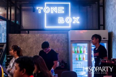 'TONE BOX' ฟิตเนสสุดไพรเวทใจกลางเมือง
