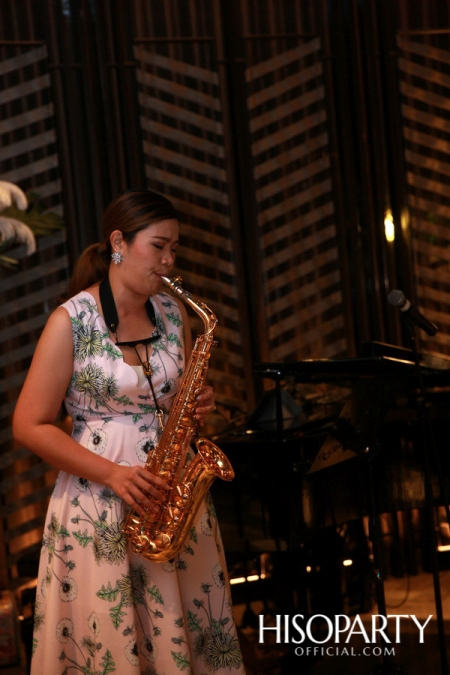 The International Women's Day – Live Jazz for Ladies @ VIE HOTEL Bangkok