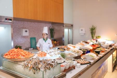 เติมอิ่มกับขุมทรัพย์ความอร่อยจากเมดิเตอร์เรเนียนใน 'เทศกาลอาหารกรีซ' ณ ห้องอาหารเดอะเวิลด์ โรงแรมเซ็นทาราแกรนด์ฯ เซ็นทรัลเวิลด์