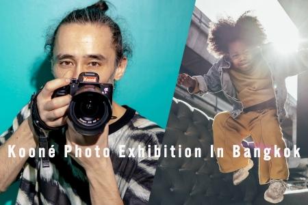 Kooné Photo Exhibition in Bangkok