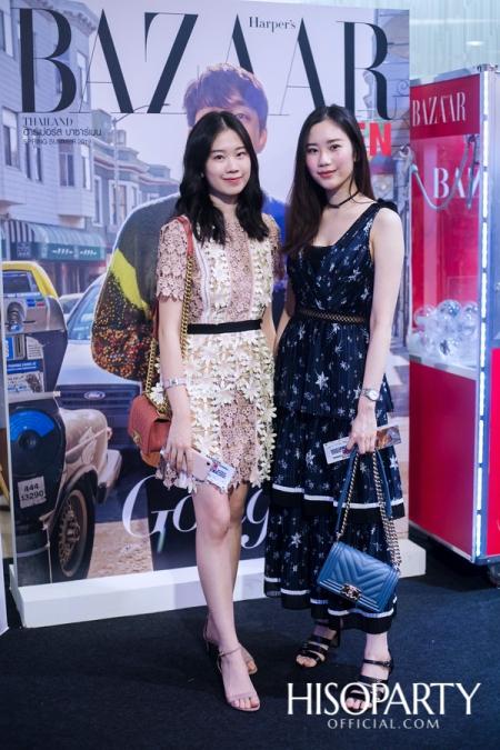 ISSUE เปิดตัวคอลเลกชั่น สปริงส์/ ซัมเมอร์ 2019 จัดโชว์สุดอลังการ ในงาน BANGKOK INTERNATIONAL FASHION WEEK 2019