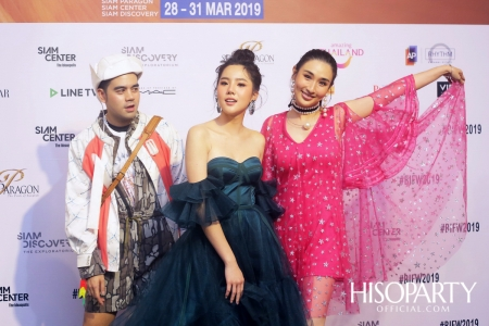 BIFW 2019: Front Row / Milin Front Row