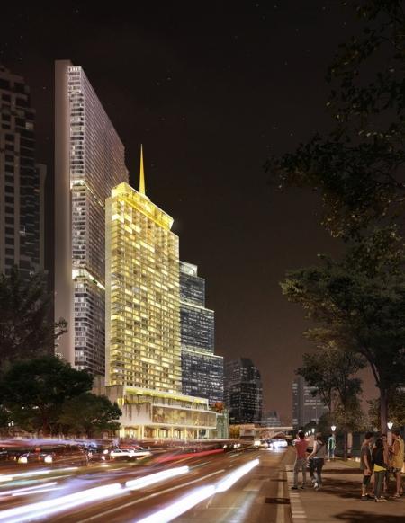 DUSIT CENTRAL PARK: Here for Bangkok
