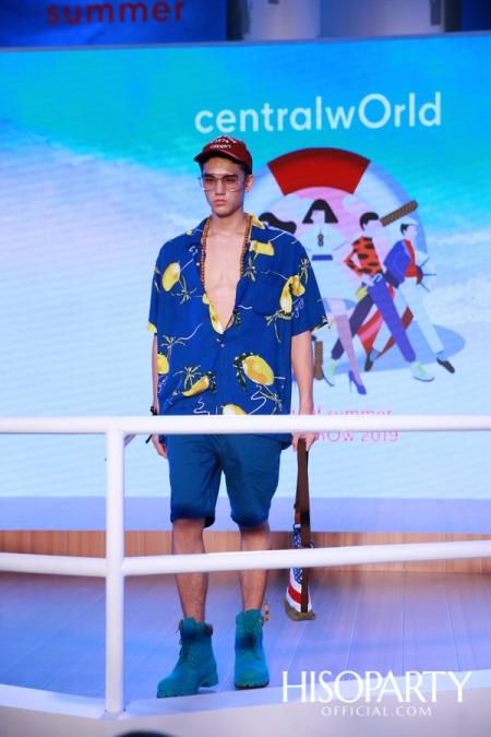 Centralworld World of Summer Fashion Show 2019