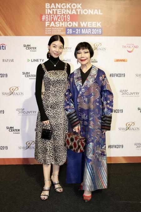 Bangkok International Fashion Week 2019 มหาปรากฏการณ์แฟชั่นวีคระดับโลก