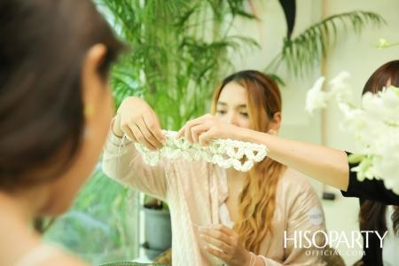 Silk & Scent: Silk Floral Garland Workshop with Jergens