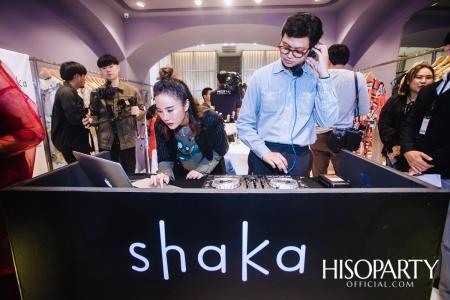 SHAKA เปิดแฟล็กชิพสโตร์แห่งใหม่ ณ ไอคอน สยาม พร้อมนำเสนอคอลเลกชั่นพิเศษ