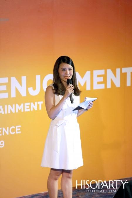 CJ MAJOR Entertainment 'Your Endless Enjoyment'