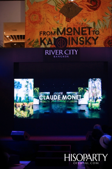 นิทรรศการ From Monet To Kandinsky & Italian Renaissance