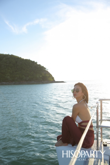 LET'S SOAK UP THE MAGIC OF GOLDEN SUMMER WITH CLARINS