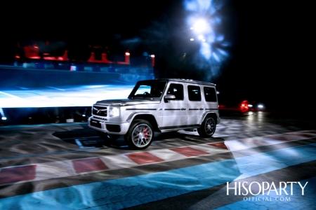เมอร์เซเดส – เบนซ์ เปิดตัวรถยนต์รุ่นใหม่ในตระกูล Mercedes-AMG พร้อมกันถึง 5 รุ่น ตอกย้ำความเป็นผู้นำในกลุ่มรถยนต์สมรรถนะสูง