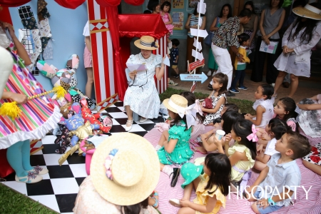 Little Sister: Spring – Summer 2019 'Picnic at The Zoo' Fun Fair