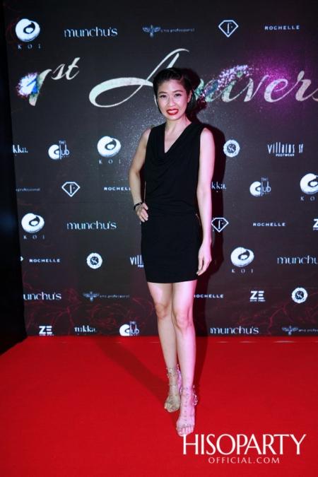 Exclusive Fashion Show by KOI x munchu's