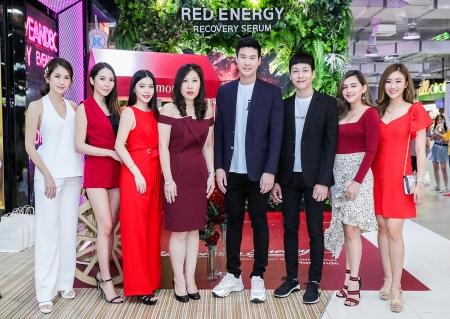 'Mamonde' เปิดตัวผลิตภัณฑ์ใหม่ล่าสุด Red Energy Recovery Serum ที่มากด้วยคุณสมบัติฟื้นฟูผิวอย่างทรงประสิทธิภาพ