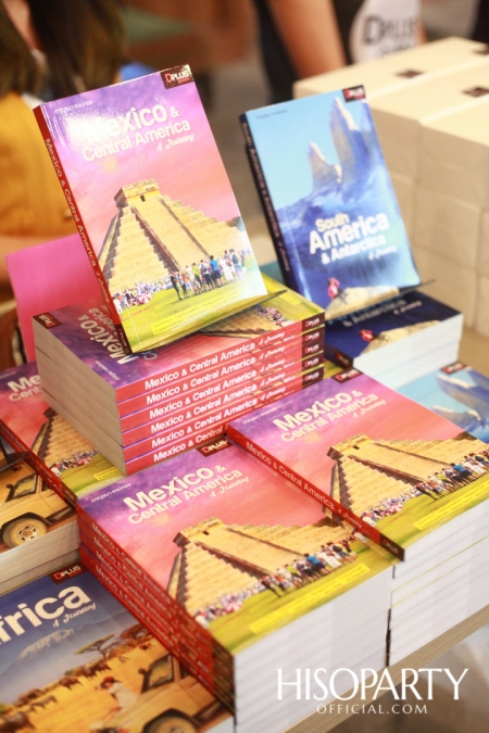Meet & Greet กับ คุณกาญจนา หงษ์ทอง พร้อมเปิดตัวหนังสือใหม่ที่พร้อมจะพาคุณให้ออกเดินทางไปพร้อมเธอ