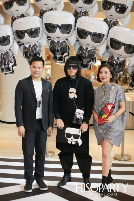 Discover The New Karl Lagerfeld Store