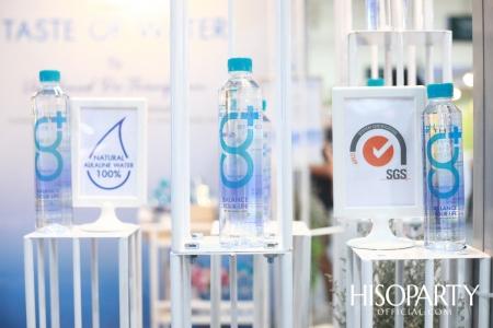 Water Sommelier คนแรกของไทย! น้ำดื่ม ตรา เอท พลัส น้ำดื่มธรรมชาติ