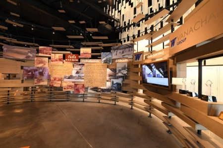 'วนชัย กรุ๊ป' เปิดตัว 'วู้ดสมิตร' พร้อมศูนย์การเรียนรู้บนพื้นที่สำนักงานใหญ่ เชิงสะพานพระราม 7