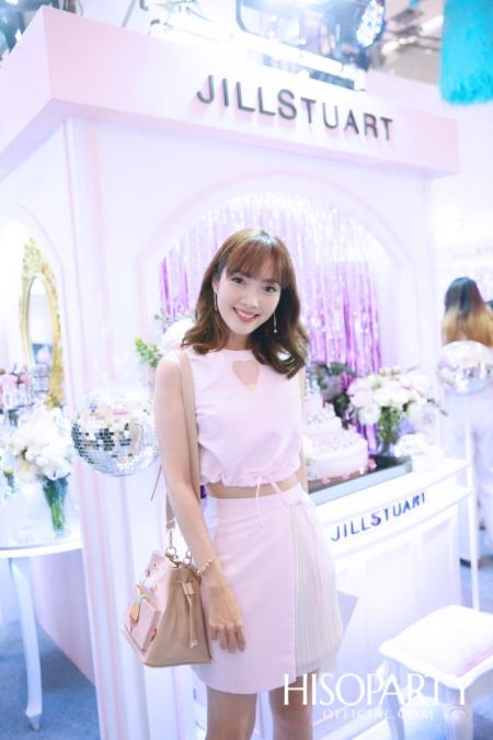 JILL STUART ฉลองครบรอบ 3 ปีในไทย พร้อมอวดโฉม 3 คอลเลกชั่นใหม่ ภายใต้คอนเซ็ปต์ Pink Bling, Diamond Time และ Something Pure Blue