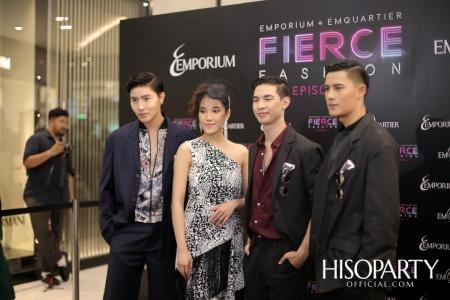 Emporium Emquartier Fierce Fashion Episode 3  มหาปรากฏการณ์แฟชั่นโชว์ไฮสตรีทแบรนด์สุดเฟียสแห่งปี