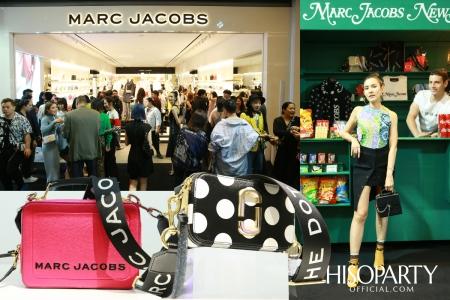 'MARC JACOBS' เปิดตัวแฟล็กชิปสโตร์คอนเซ็ปต์ใหม่ที่ผสาน Bookmarc  รวมไว้กับบูติกเป็นครั้งแรกของโลก