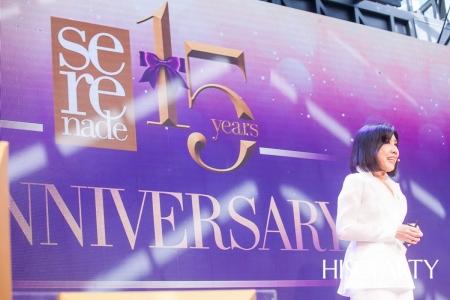 'Serenade 15 Years' งานฉลองครบรอบ 15 ปี เอไอเอส เซเรเนด