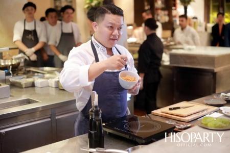 20th World Gourmet Festival at Anantara Siam Bangkok Hotel