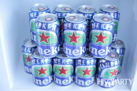 Heineken 0.0 Fit  กิจกรรมออกกำลังแบบ 0.0 Fit เพิ่มความฟิต เติมความสนุก แบบไม่สูญเสียบาลานซ์!