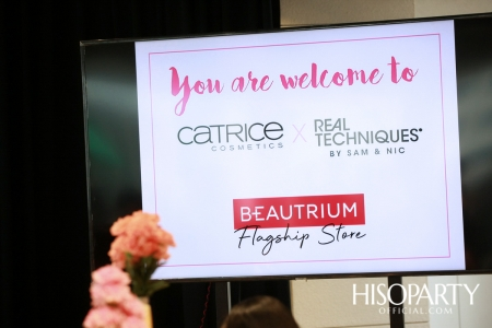 CATRICE X REALTECHNIQUES   'Yours Everyday Looks Yours Professional'