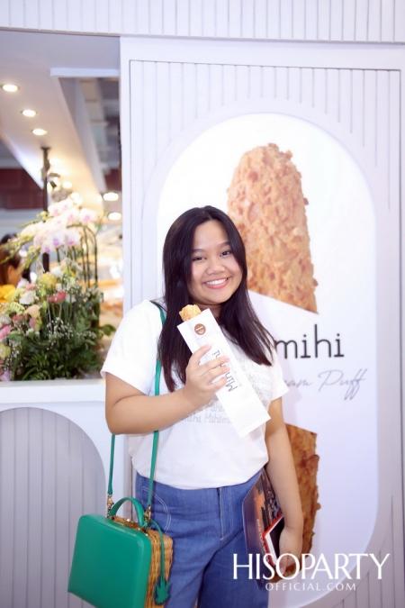 Soft Opening 'Mihimihi Thailand' ครีมพัฟสไตล์ฝรั่งเศสแสนอร่อย